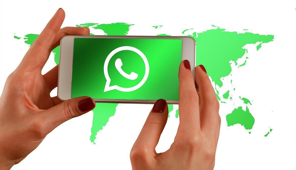 Consumo de datos en WhatsApp