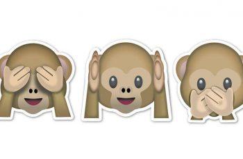 Emojis de monito