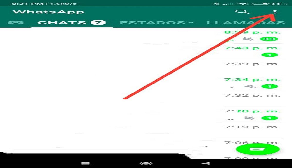 Respaldar copia de seguridad WhatsApp
