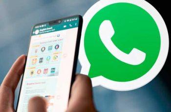 Recuperar chats WhatsApp